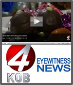 chocolate truffles, best chocolate, news, oscars, swag, bag, fudge