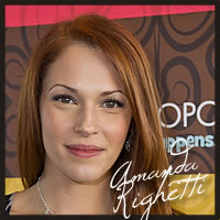 Amanda Righetti, chocolate, truffles, gluten free, celebrities