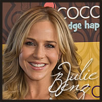 julie benz, chocolate, caramel, best chocolate
