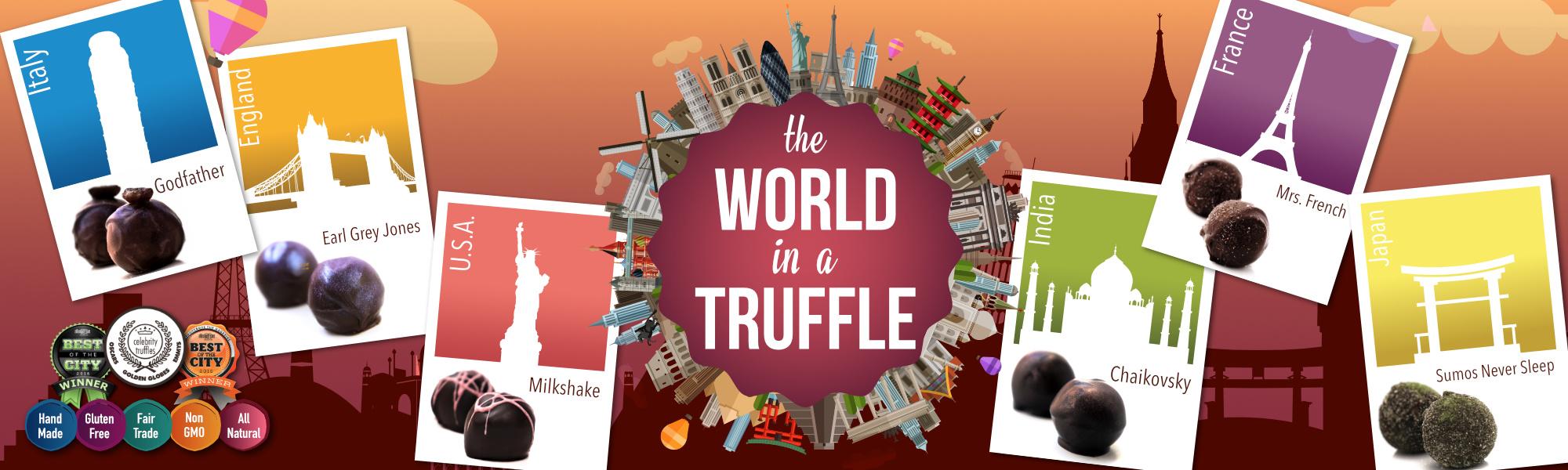 best chocolate, gluten free chocolate, truffles, best chocolate gifts