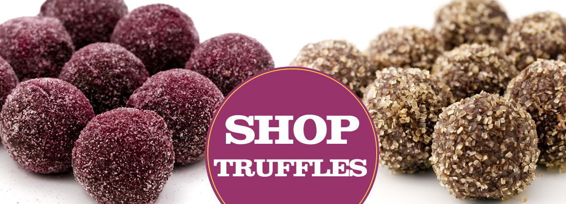 best chocolate truffles, gluten-free